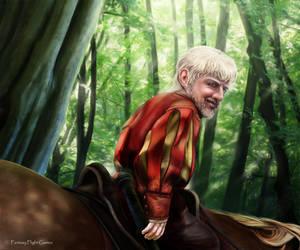AGOT: Tyrion Lannister by Thaldir