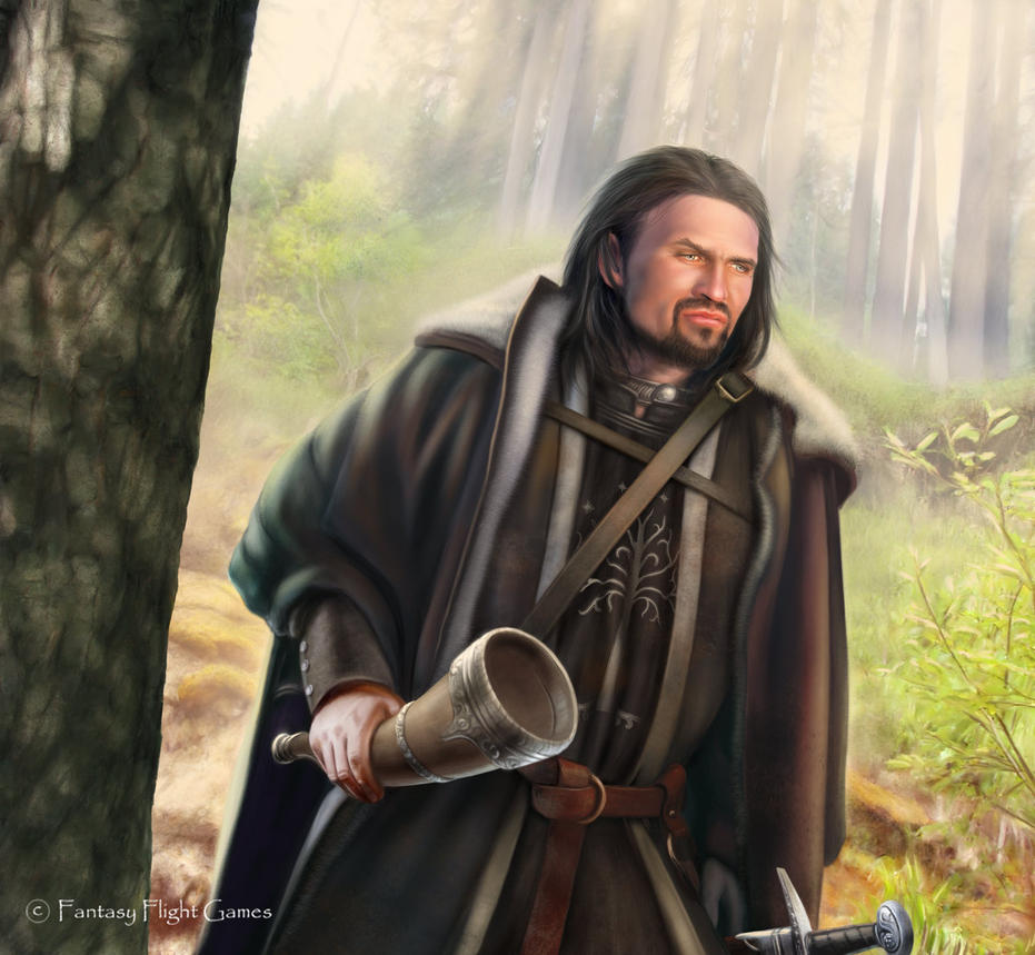 Lord of the Rings: Boromir by Thaldir