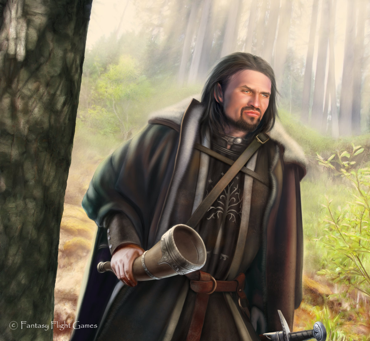 Lord of the Rings: Boromir by Thaldir