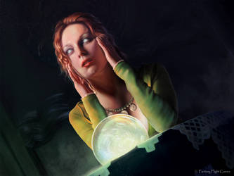Call of Cthulhu: Alyssa Graham by Thaldir