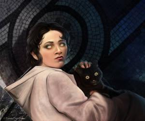 AGOT: Arya Stark by Thaldir