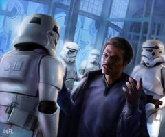 Star Wars LCG: Twist of Fate by Thaldir