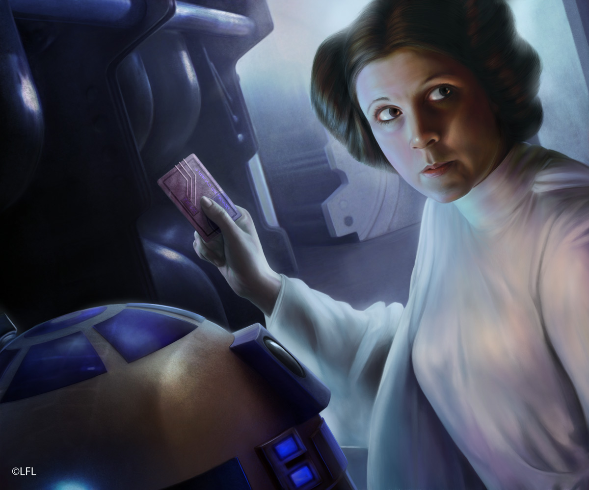 Star Wars LCG: You Are My Only Hope by Thaldir