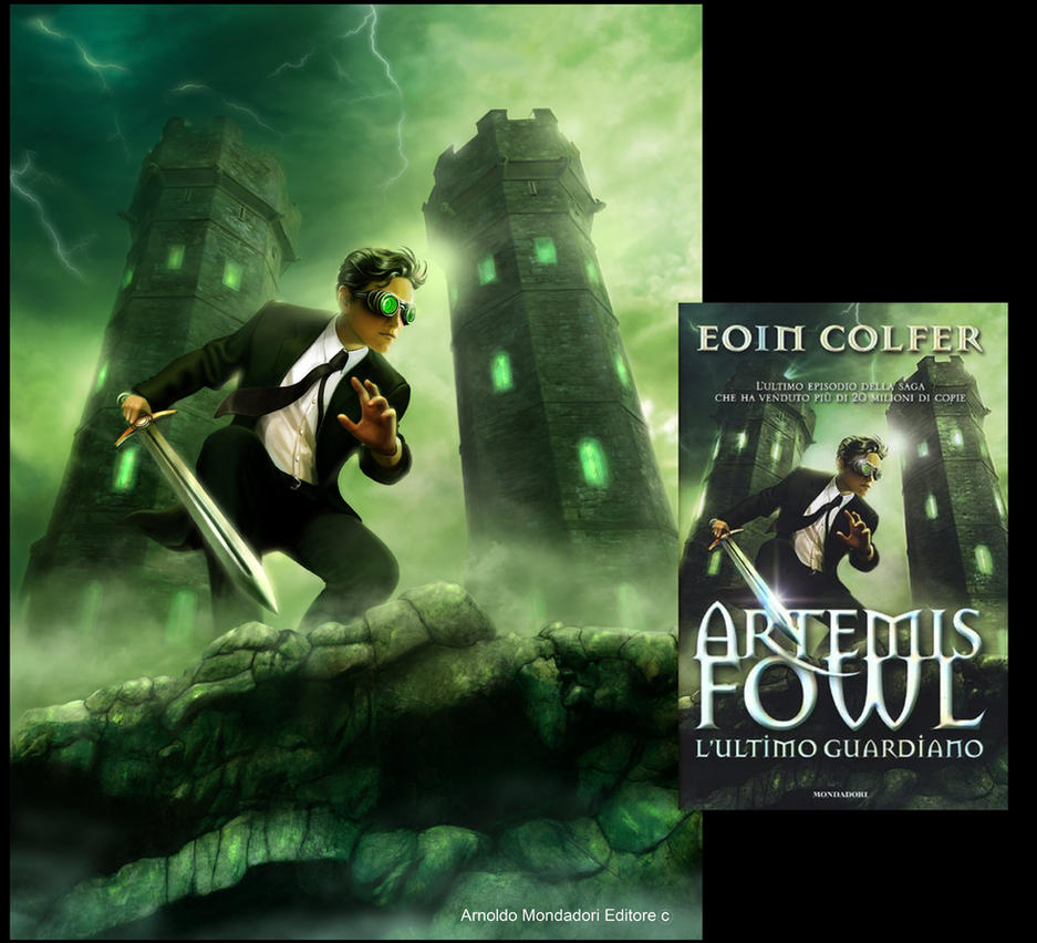 Artemis Fowl  l'ultimo guardiano by Thaldir