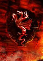 Targaryen Housecard by Thaldir
