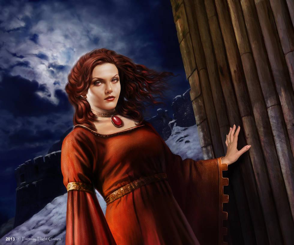 Melisandre by Thaldir