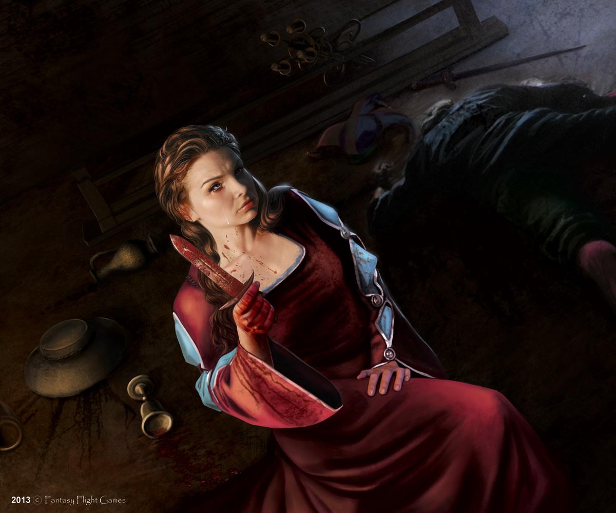 Catelyn Stark by Thaldir
