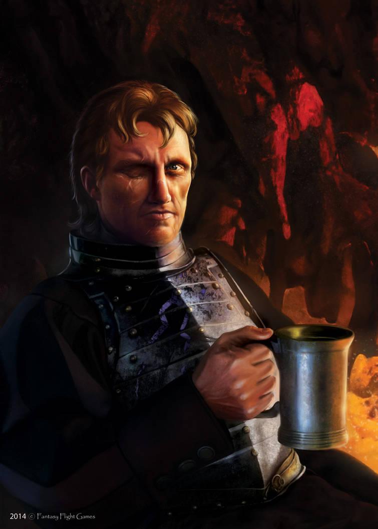 Beric Dondarrion by Thaldir