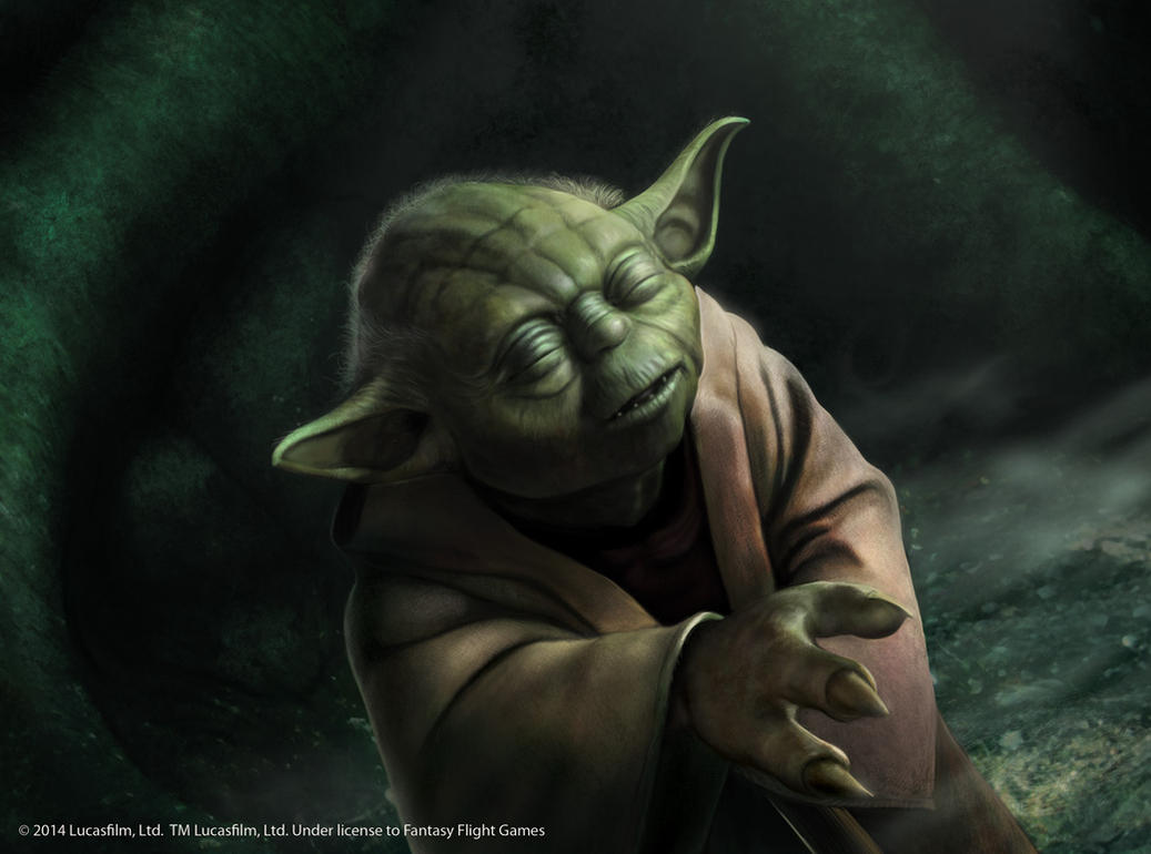 Star Wars: Yoda by Thaldir