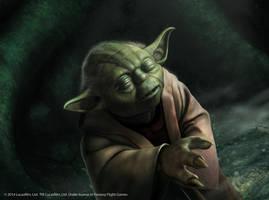 Star Wars: Yoda by Thaldir