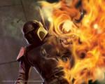 Star Wars LCG: Flamethrower