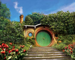 Lord of the Rings LCG: Bag End by Thaldir