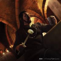 AGOT 2.0: Benjen Stark by Thaldir