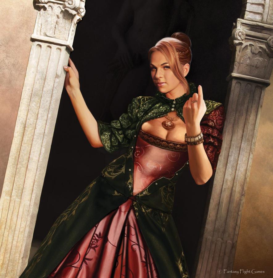 AGOT 2.0 : Brothel Madame by Thaldir