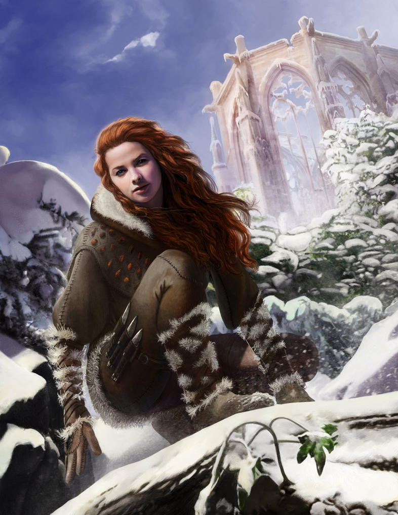 Kissed by Fire by Thaldir