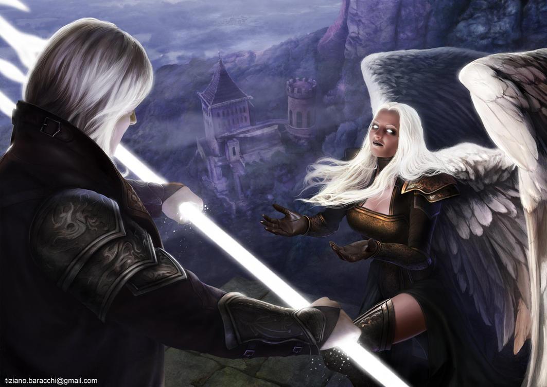 Avacyn Trylogy:The Mission by Thaldir