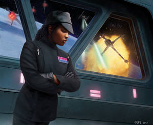 Star Wars Armada: Rae Sloane