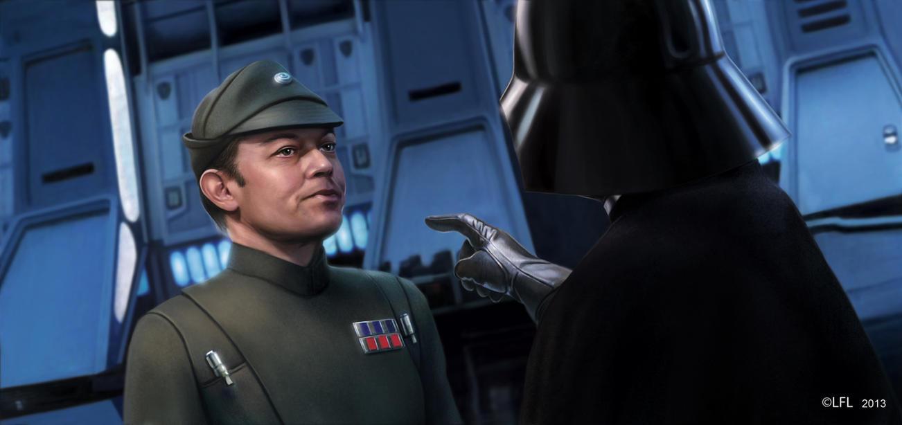 Star Wars LCG: Jerjerrod's Task by Thaldir