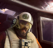 Star Wars Destiny: Snap Wexley