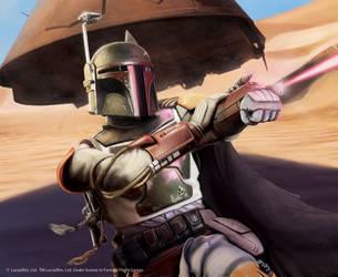 Star Wars Destiny: Wrist Laser by Thaldir