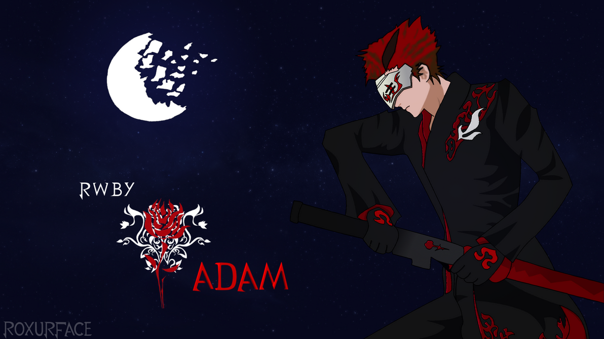 Rwby Adam Wallpaper
