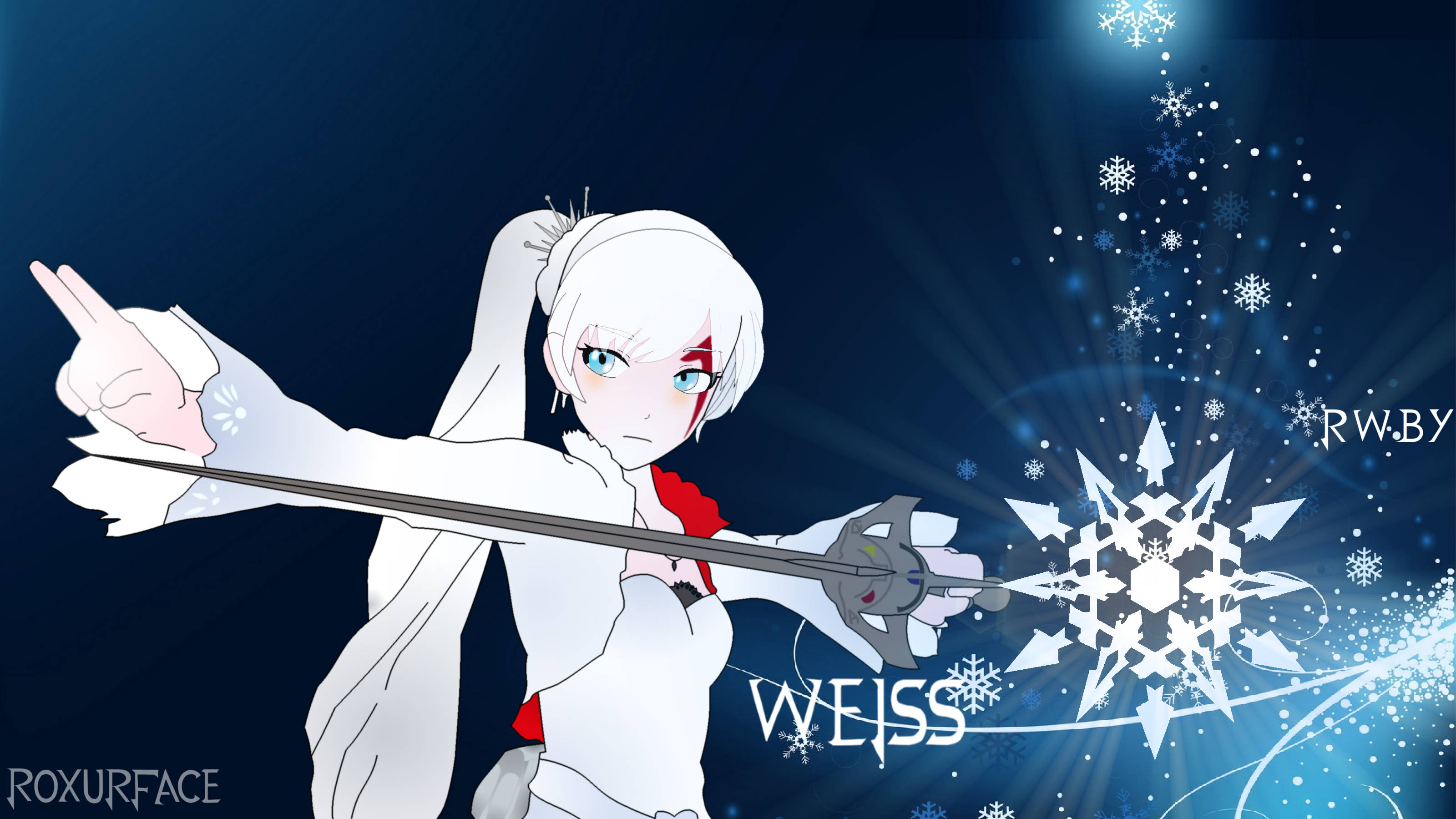 rwby weiss wallpaper - photo #1