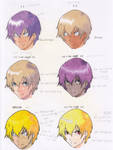 Copic Skin Color Test 1 by GiraffeMeow