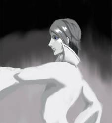 Yusuke Persona 5 Digital Fanart 2 by GiraffeMeow