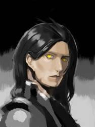 Gaius from tales of xillia fanart  by GiraffeMeow