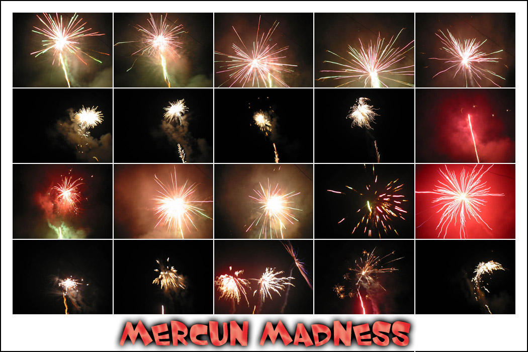Mercun Madness by aneesah