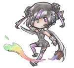 Anime Manga Contest : Mascot by A-Killer-Artist