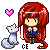 Pixel Icon : Lulu and Foxy by A-Killer-Artist