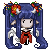 Pixel commission : Kaida by A-Killer-Artist
