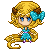 Pixel Commission : Siren by A-Killer-Artist