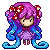 Pixel Commission : Chiyo by A-Killer-Artist