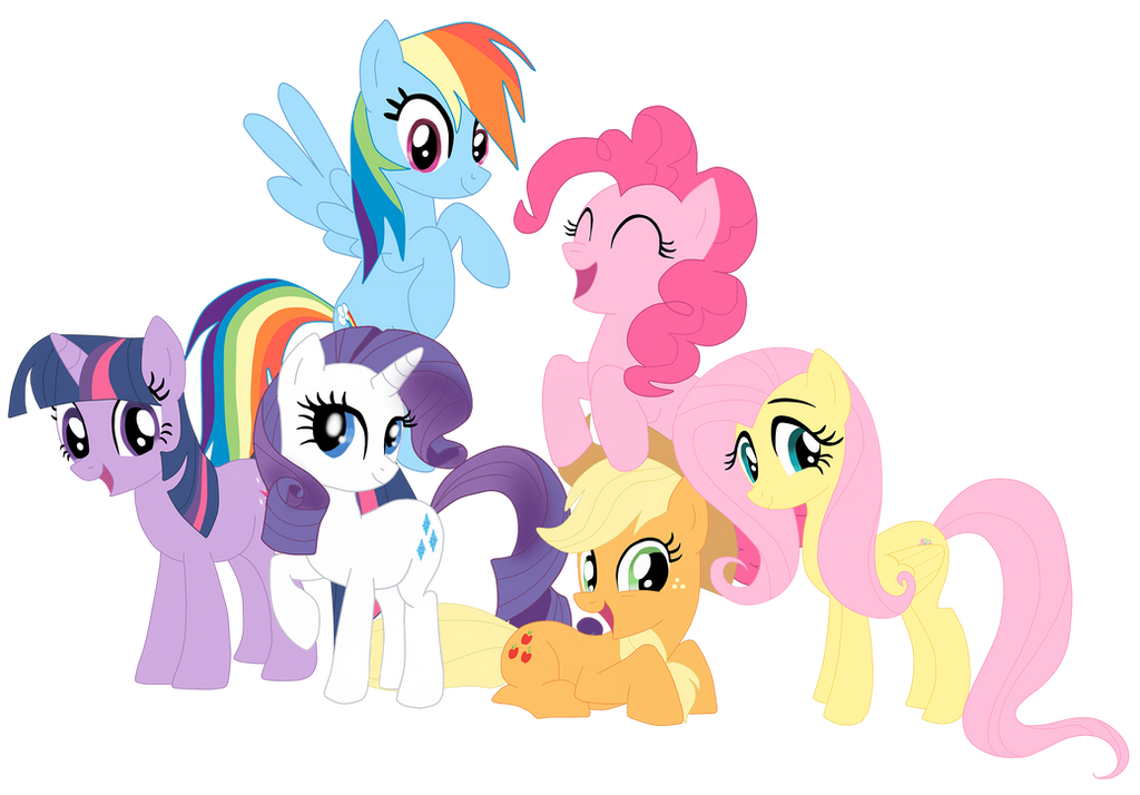 My little pony friendship is magic by rousetta on deviantart