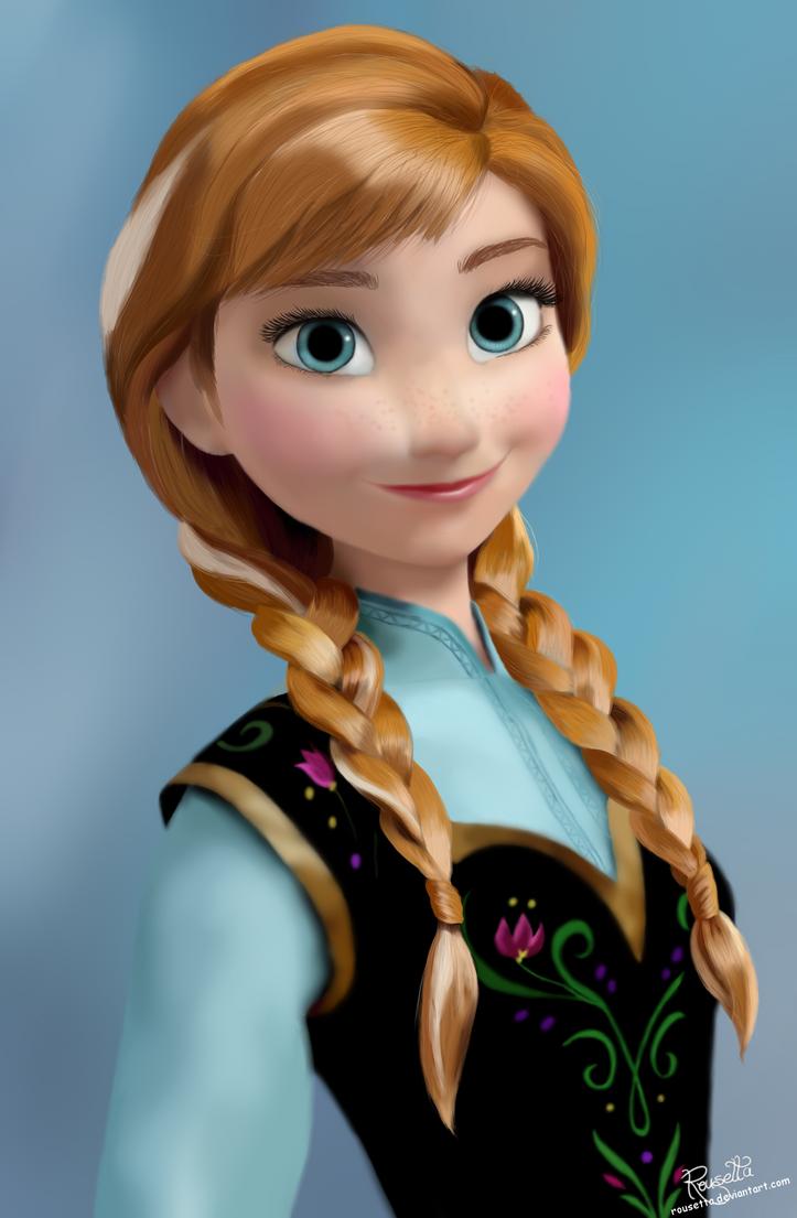 Anna by Rousetta