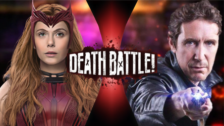 Death Battle: Scarlet Witch vs the Eighth Doctor