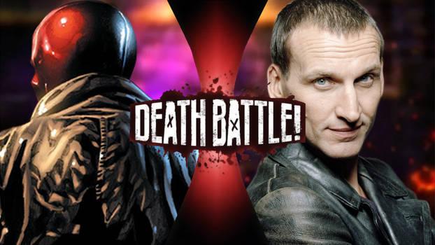 Death Battle: Red Hood vs the Ninth Doctor