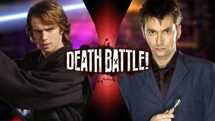 Death Battle: Anakin Skywalker vs the Tenth Doctor