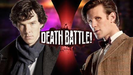 Sherlock Holmes vs the Eleventh Doctor