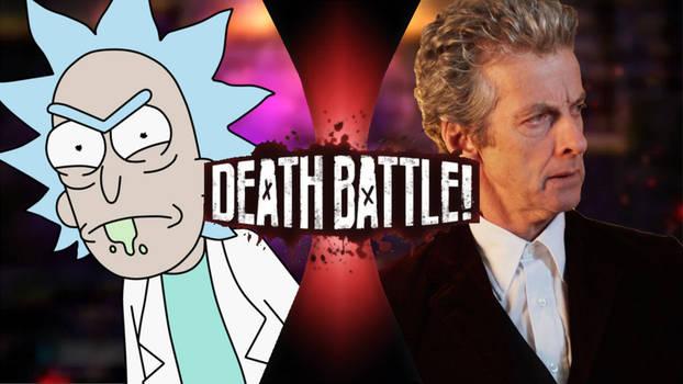 Death Battle: Rick Sanchez vs the Twelfth Doctor