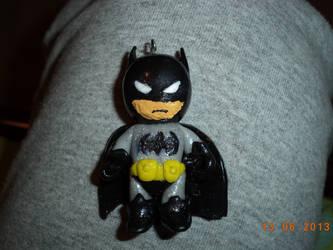 Batman by elenhpaine