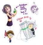 Random Doodlenez 8D