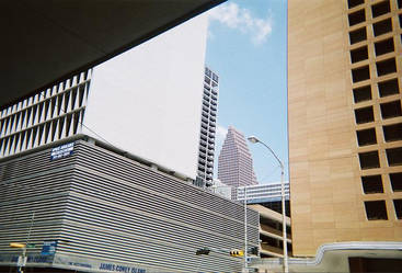 Downtown Building Cluster: One by DMitchell1985