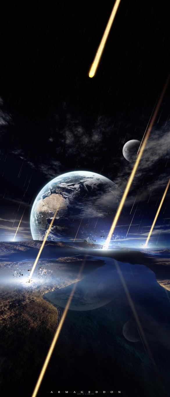 ARMAGEDDON by DKF
