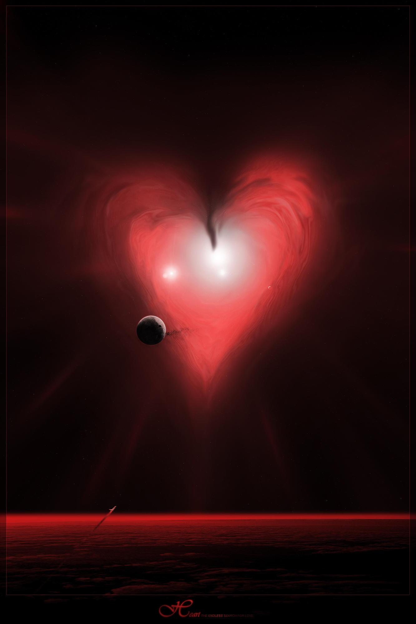 Heart by DKF