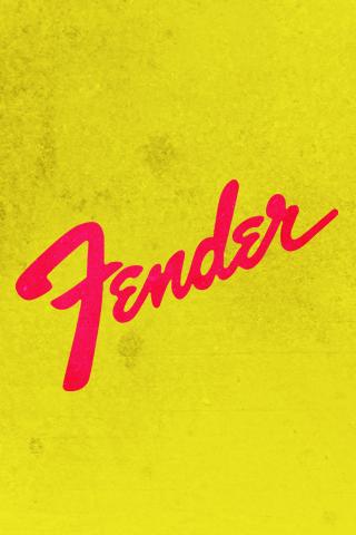 Fender Iphone Wallpaper by kylestewartdesign