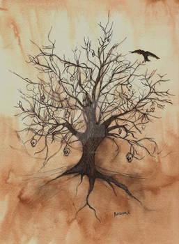 The tree of life-Winter