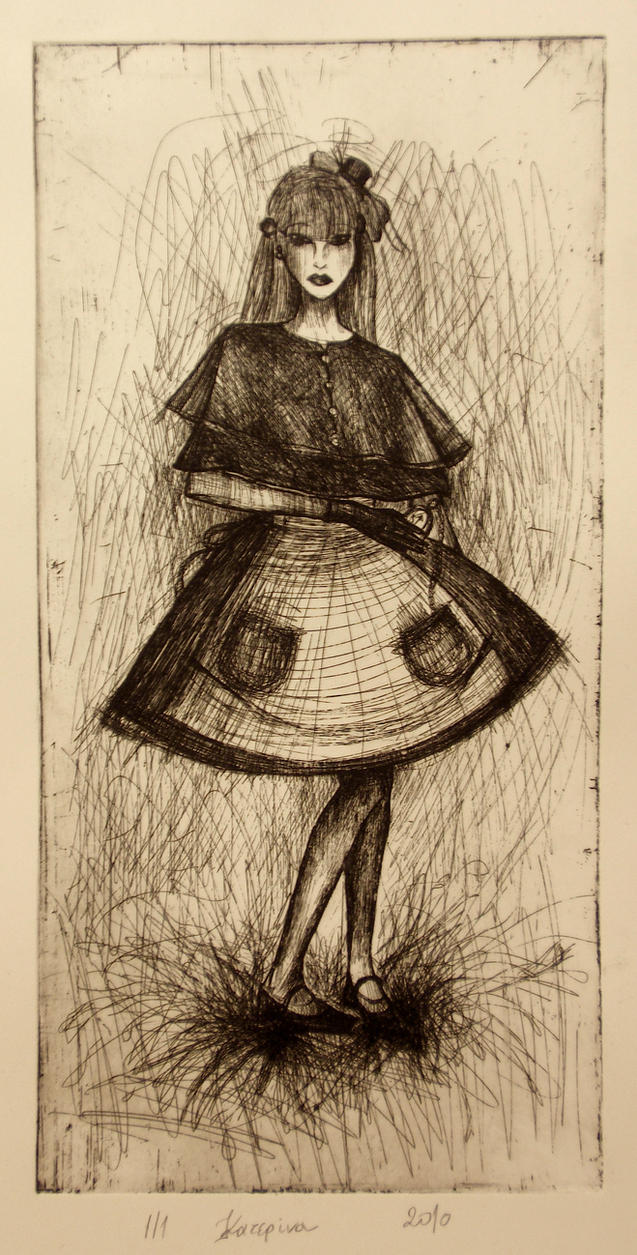 Alice III by KaterinaKapa